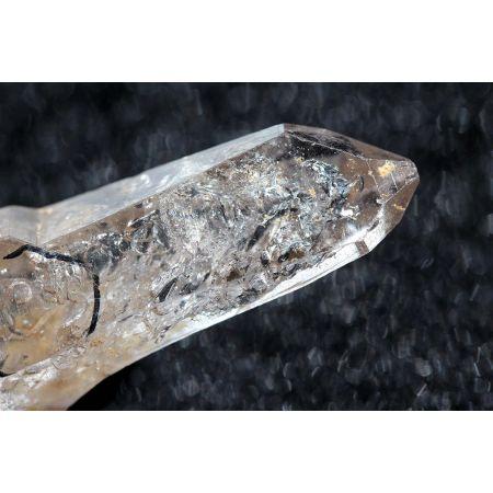 Bergkristall-Zeitsprung-Energie-Laserkristall + Urwasser ( göttliches Licht )