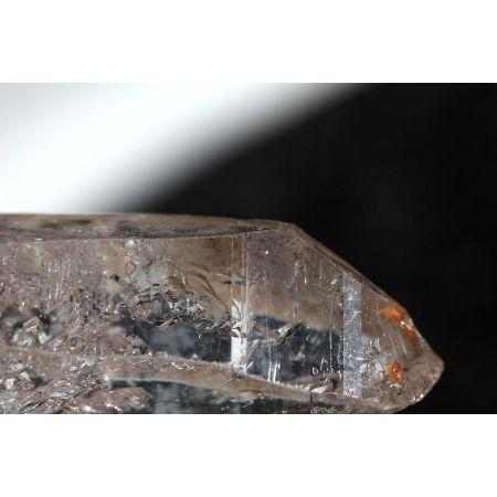 Bergkristall - Tantrische Zwillinge + Urwasser ( göttliches Licht )