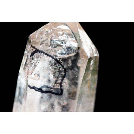 Bergkristall-Zeitsprung-Energie-Kristall + Urwasser ( göttliches Licht )