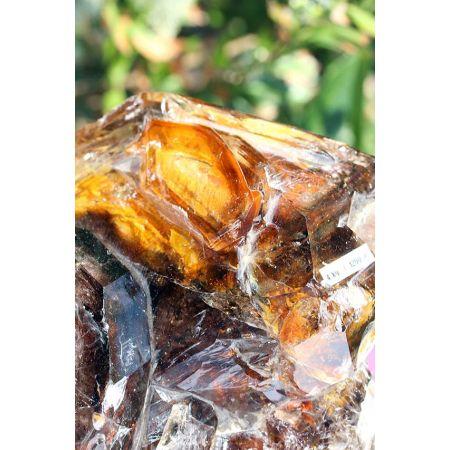 Rauchquarz-Elestial-Energiekristalle