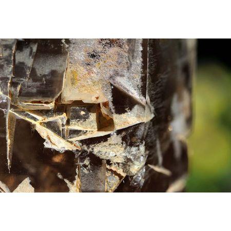 Calling Crystals-Rauchquarz-Elestial-DEVA-Phantom-Energiekristall (Verbindung Erde und Milchstrasse)