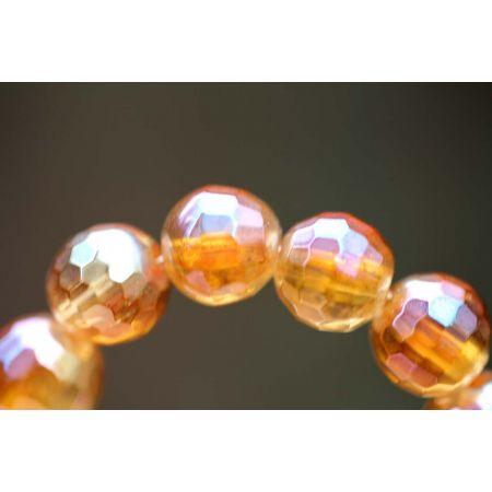 Tangerine - Sun - Aura - Energie - Armband (innerer Frieden)