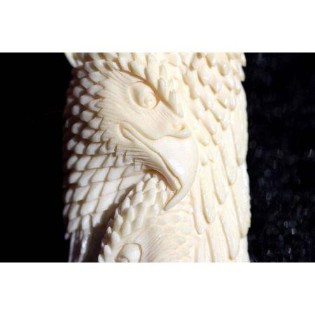 Bär-Adler-Krähe - Schamanen - Energie - Krafttier - Anhänger