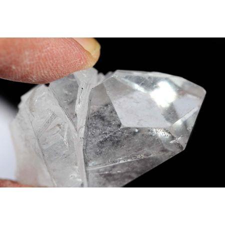 Bergkristall - SHIFTER - Energie - Kristall (Lichtarbeiter treffen ihr Energiewesen)