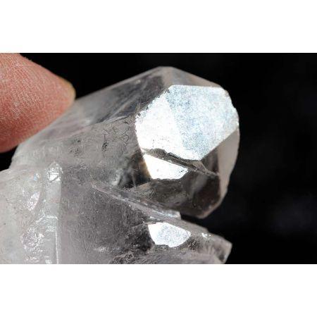 Bergkristall - SHIFTER - Krater - Energie - Kristall (Lichtarbeiter treffen ihr Energiewesen)