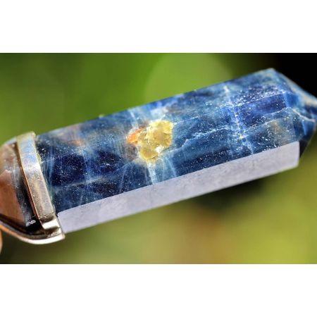 Saphir, blau - Energiependel