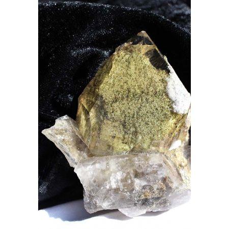 BK - Lodolith-Einschlüsse - ISIS - Fülle - Energie-Kristall
