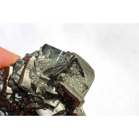 Pyrit-Paar, Isis + Osiris, Lebende-Energie-Steine  (Durchbruch)