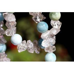 Herkimer Diamanten +...