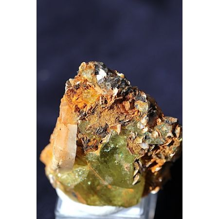 Brasilianit-Kristall