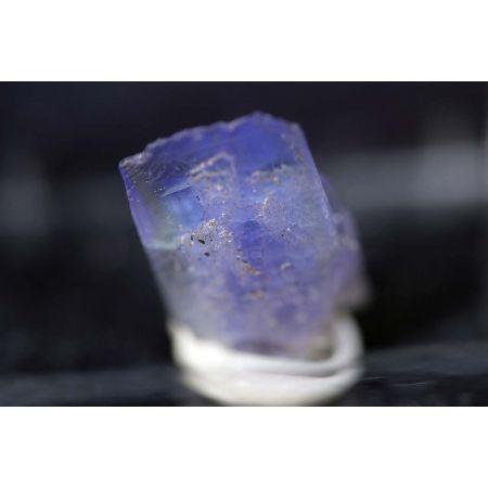 Tansanit-Kristall