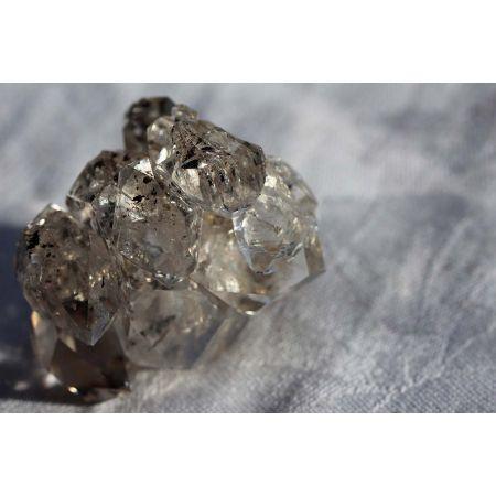 Herkimer Diamanten-Stufe