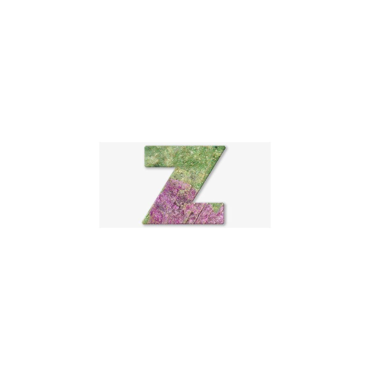 Mineralien - Z