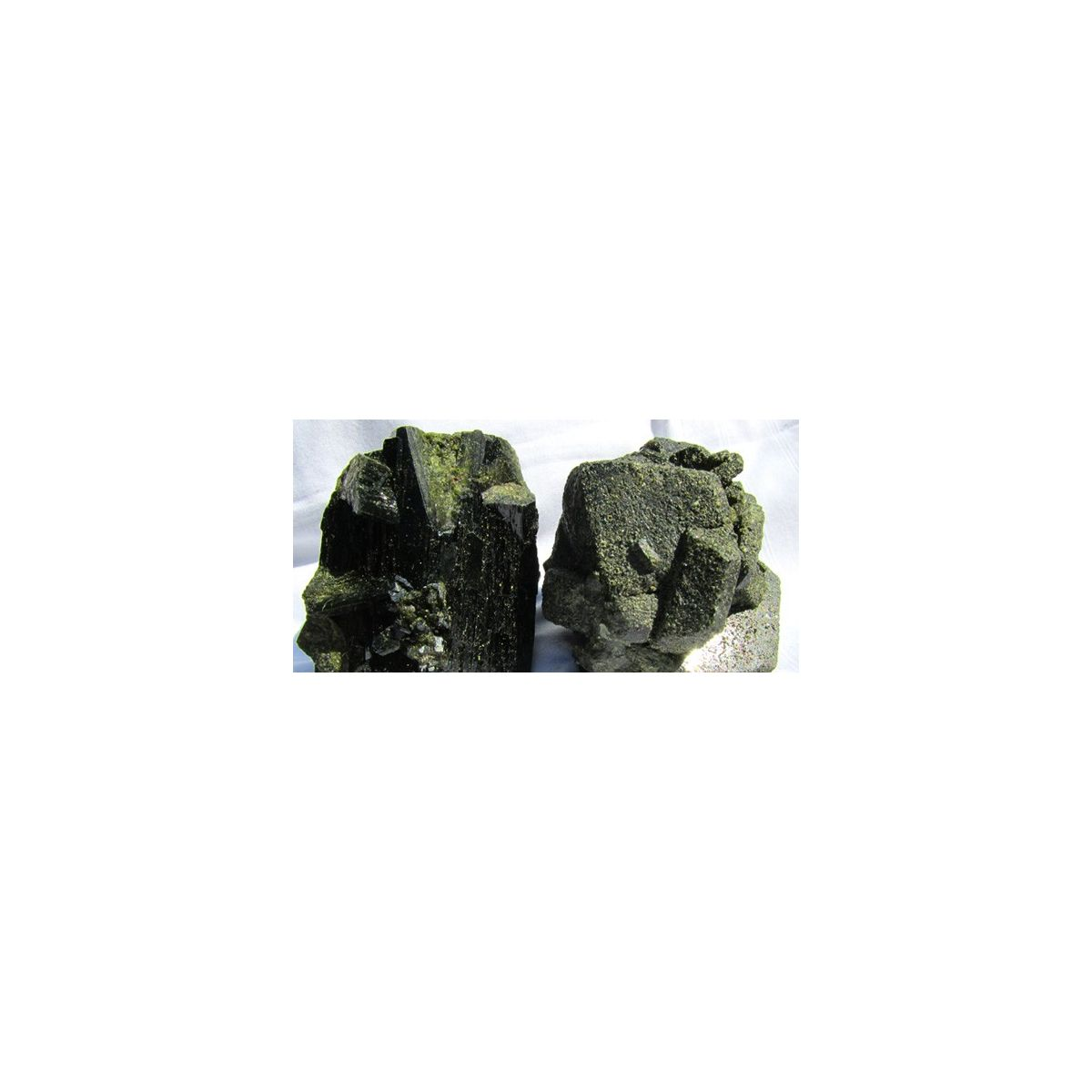 Epidot / Magnetit Dragonstones