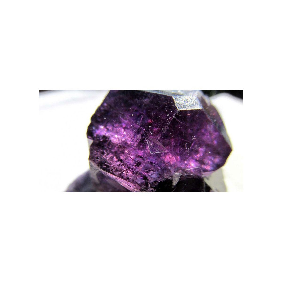 Skapolith, violett