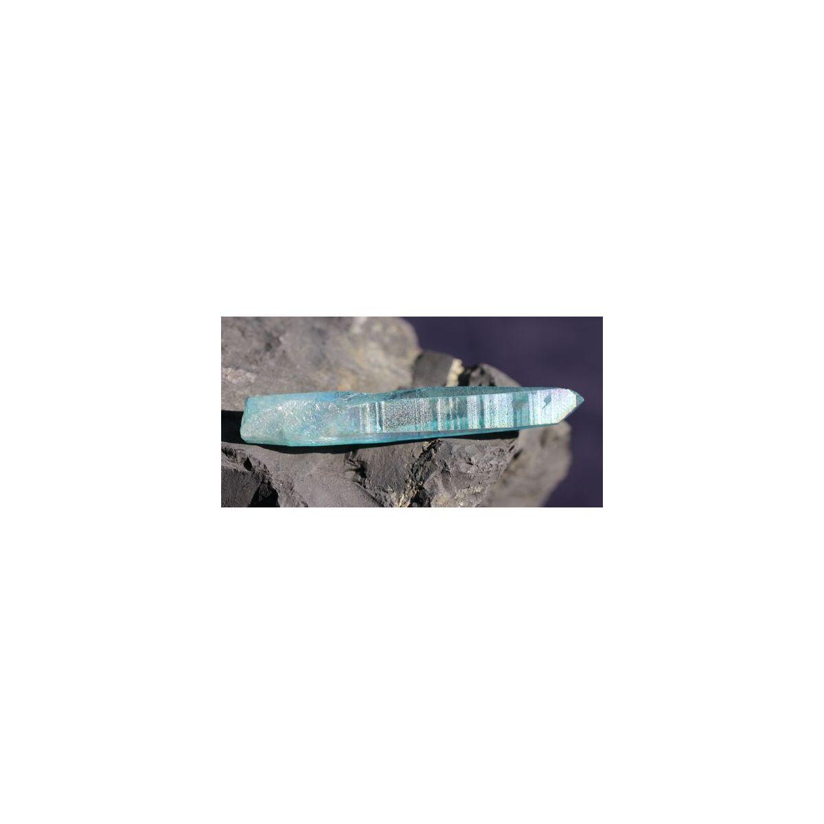 Bergkristall / Aqua Aura