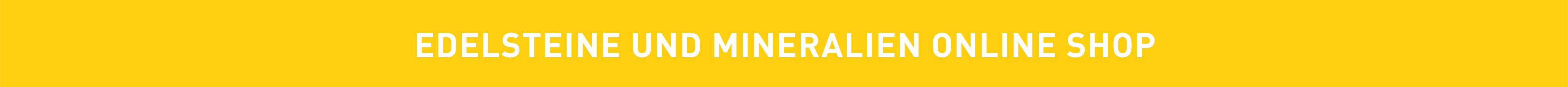 Solidstones - Schmuck, Edelsteine und Mineralien Online Shop
